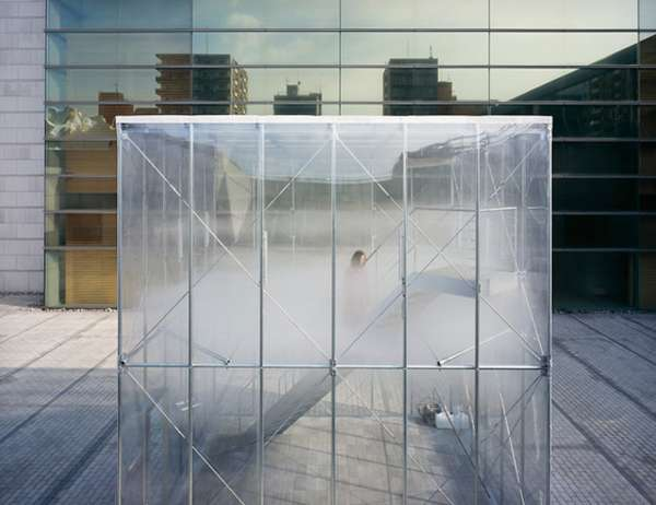 Manmade Weather Installations