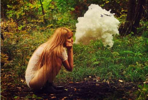 cloudy photography of lissy elle
