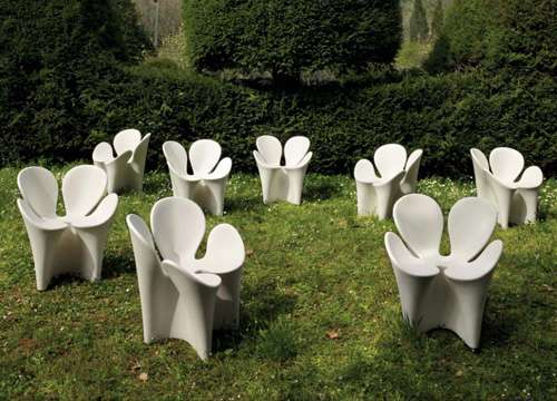 Four Leaf Clover Chairs