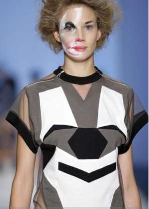 Clown-Faced Catwalks