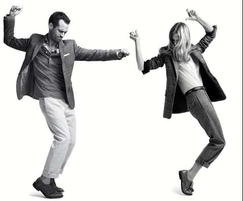 Dancing Prepster Prints