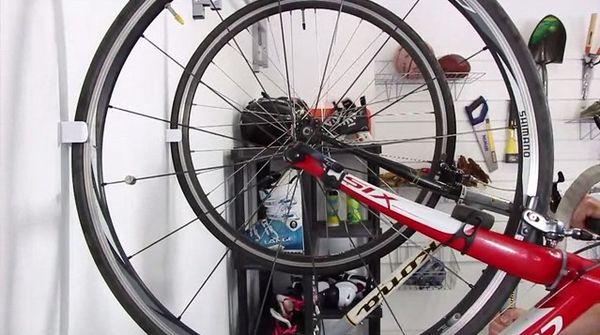 Elegant Bicycle Storage Brackets
