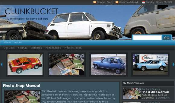 Honoring Clunker Car Culture