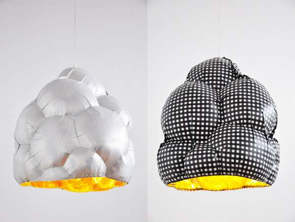 Balloon Cluster Lamps