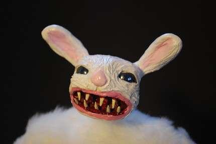 Fuzzy Nightmare Toys