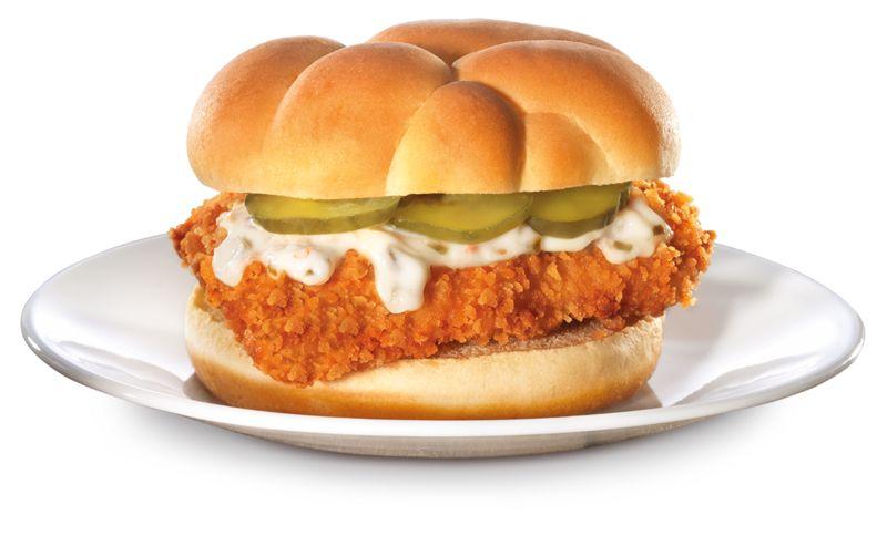 Seafood Sandwich Giveaways