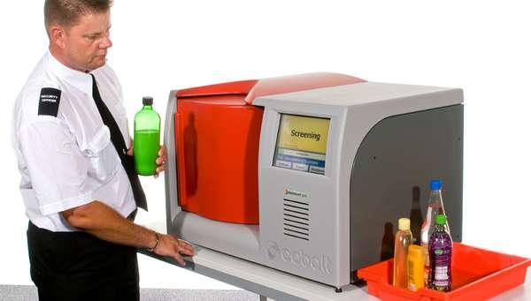 Liquid-Testing Lasers