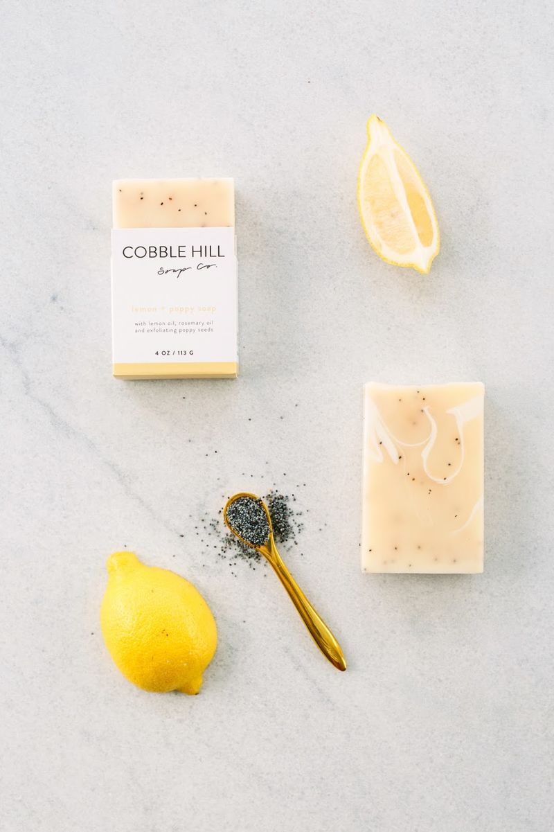 Farm-Sourced Soap Collections