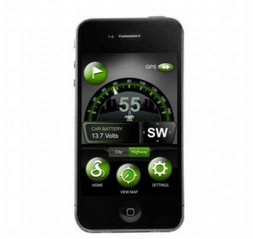 iPhone Speed Trap Apps