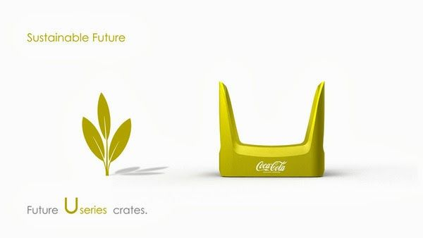 Coca Cola Future Crate