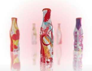 Coca-Cola M5 Visual Rebranding Project
