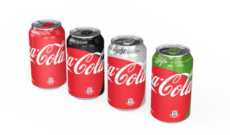 Unified Identity Soda Pops