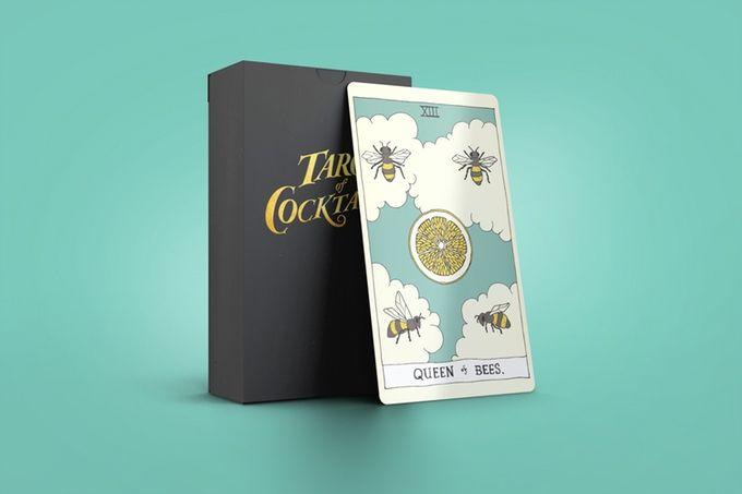 Mystical Cocktail Card Decks