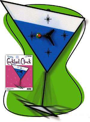 Cocktail Clock