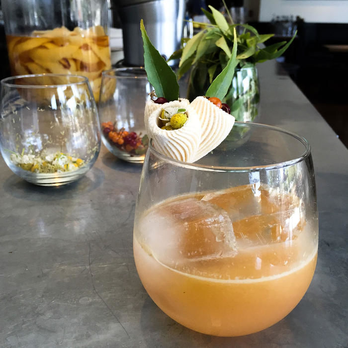 3D-Printed Drink Garnishes