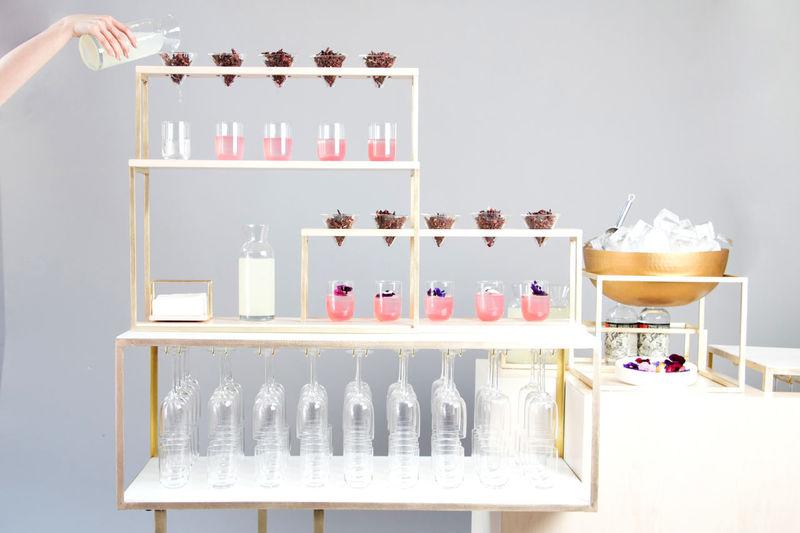 Elaborate Cocktail Apparatuses