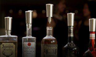 Smart Cocktail Spouts