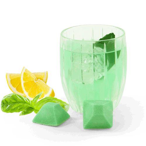 Basil-Based Cocktail Sugars