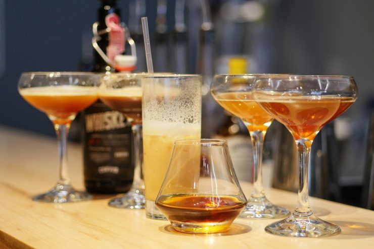 Cold Brew Cocktails