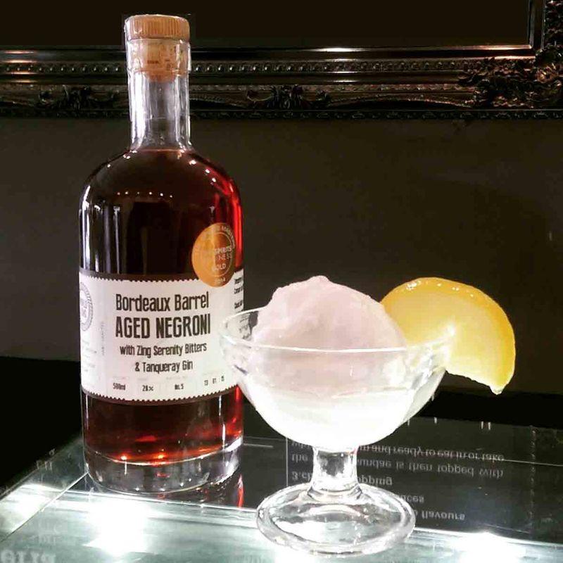 Gelato-Cocktail Tastings