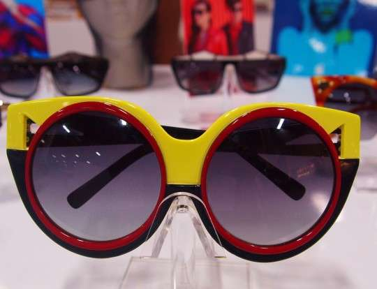 Beetle-Shaped Sunglasses
