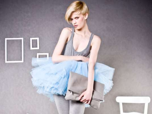 Moody Tutu Editorials