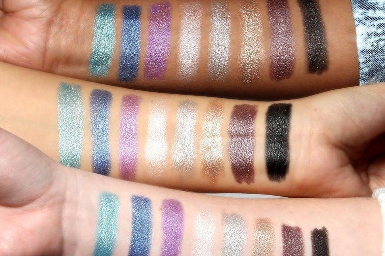 Realistic Cosmetic Swatch Apps