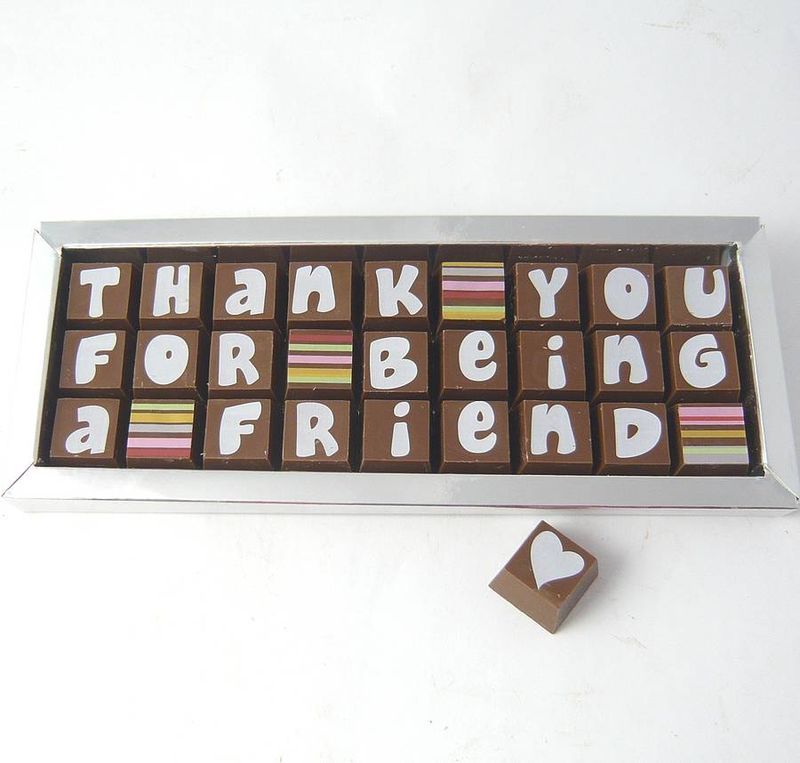 Personalized Chocolate Boxes