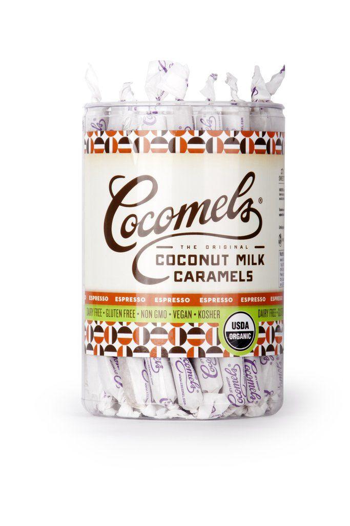 Coconut Milk Caramels