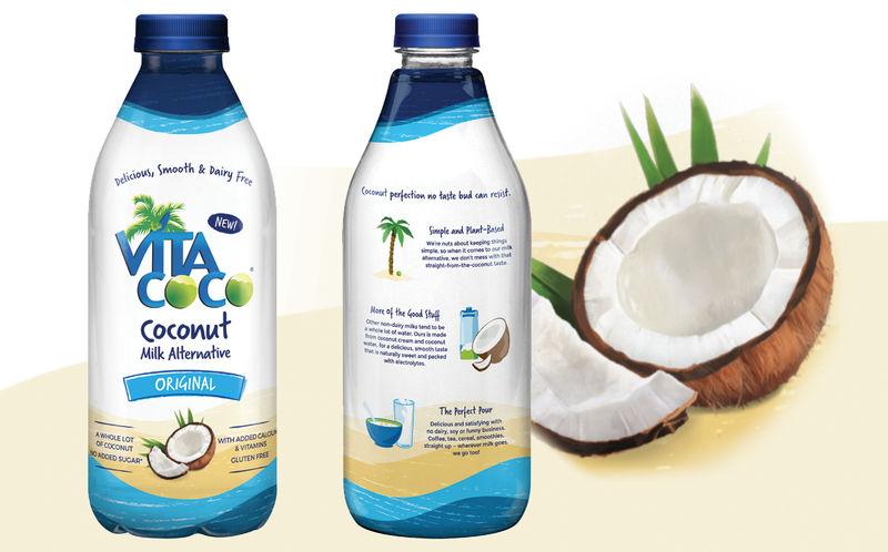 Hybrid Coconut Milks