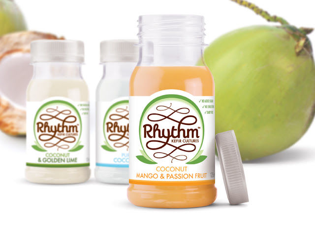 Probiotic Coconut Drinks