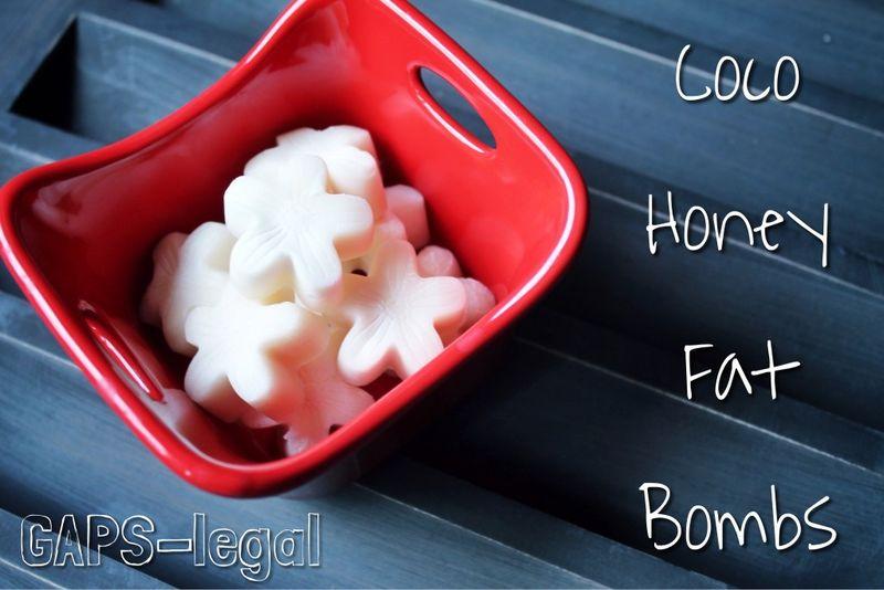Healthy Coconut Oil Candies