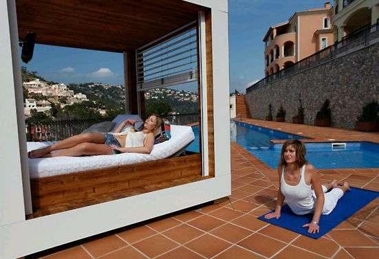 Outdoor Luxury Spas