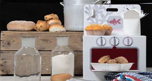 Cardboard Culinary Instruments