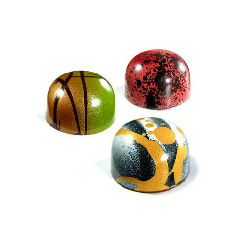 Artisanal Cannabis-Infused Chocolates