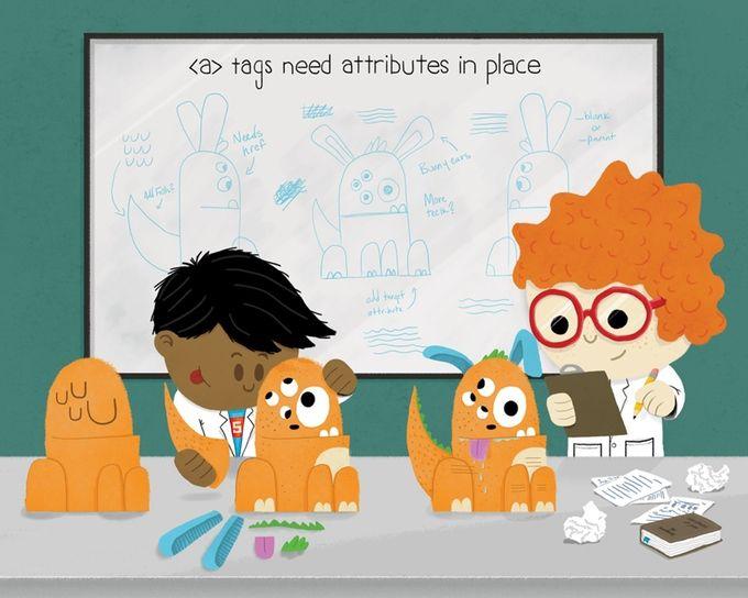 Code-Teaching Kids' Books
