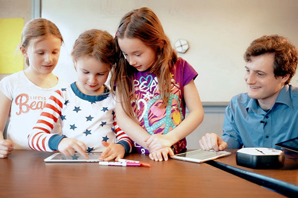 Robotic Youth Coding Instructors