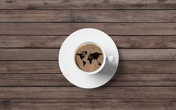 International Coffee Branding