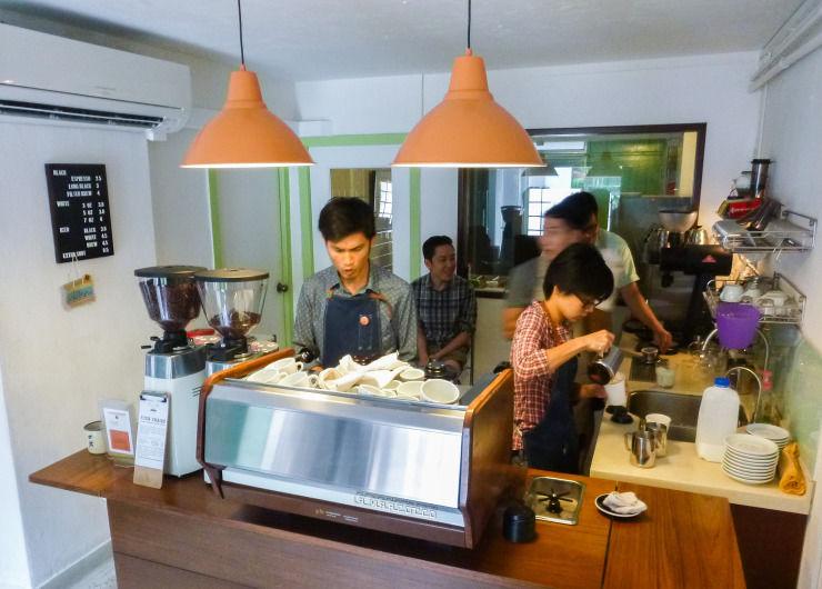 Small-Batch Coffee Roasters