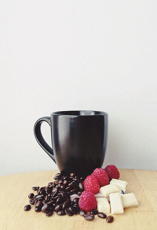 Fruity Chocolate Coffees