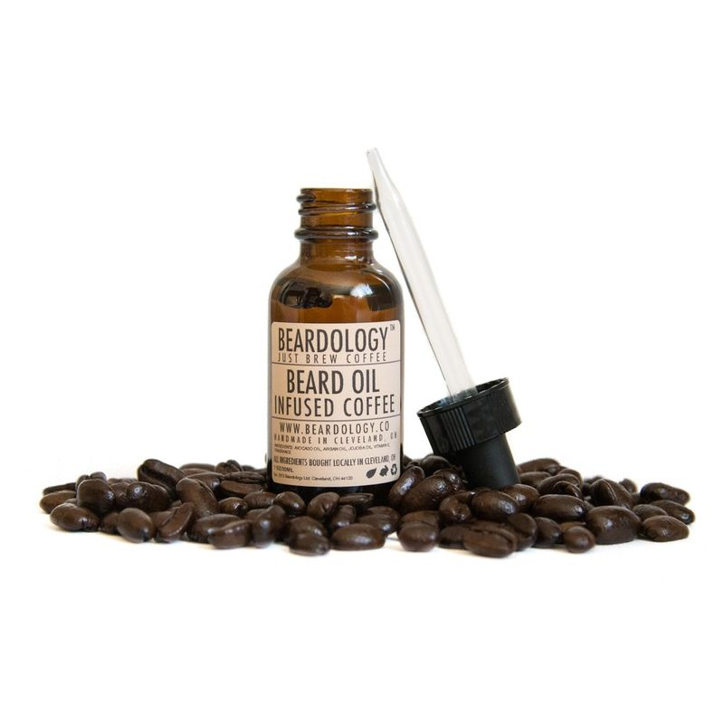 Caffeinated Beard Oils