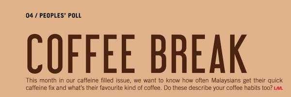 Caffeine Consumption Statistics