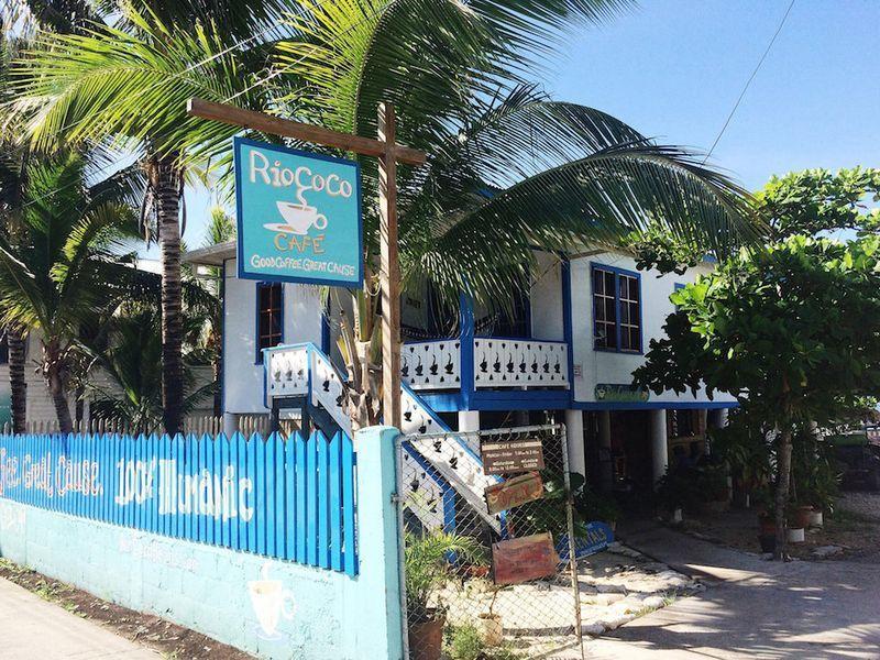 Non-Profit Volunteer Cafes