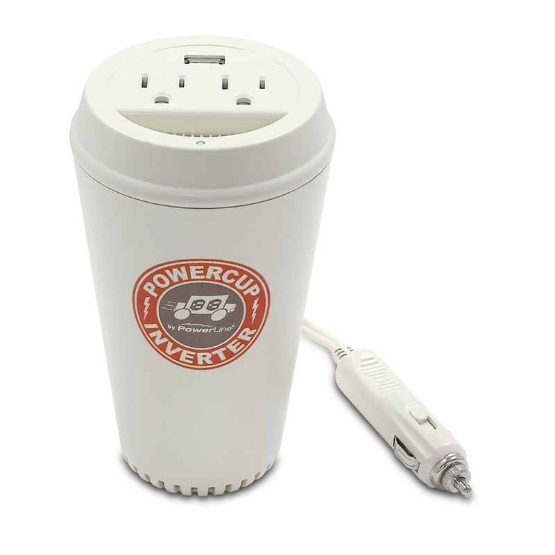 Coffee Cup Electricity Plugs