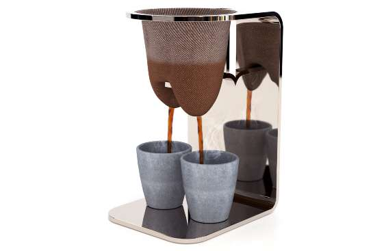 Coupled Coffee Filters