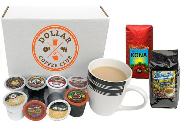 One-Dollar Coffee Subscriptions