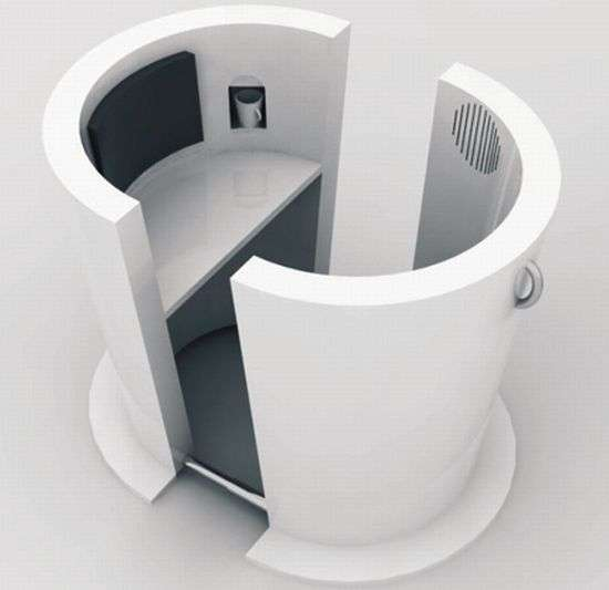 Mug-Shaped Workspaces