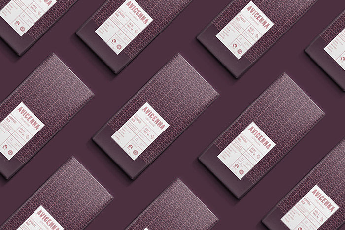 Vibrant Geometric Coffee Branding