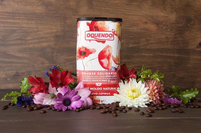 Feminine Coffee Packaging
