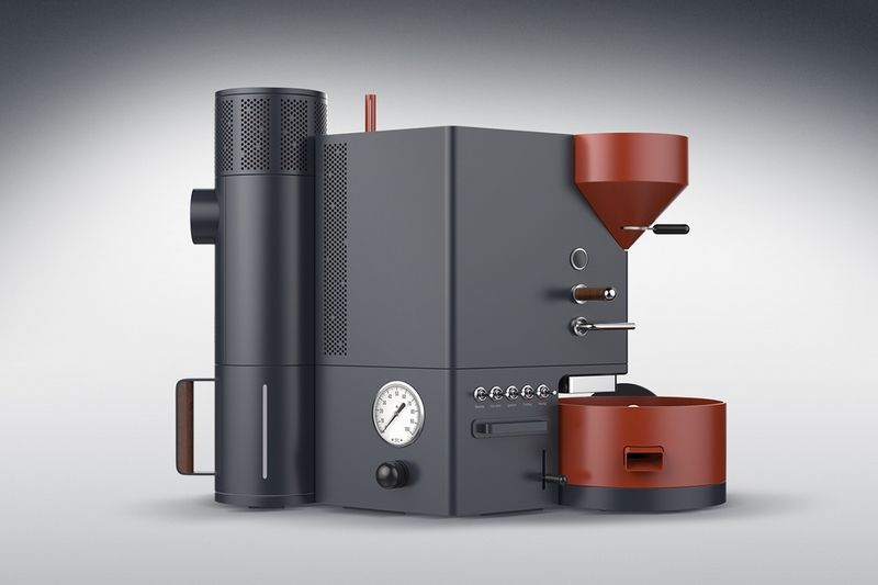Contemporary Coffee House Appliances
